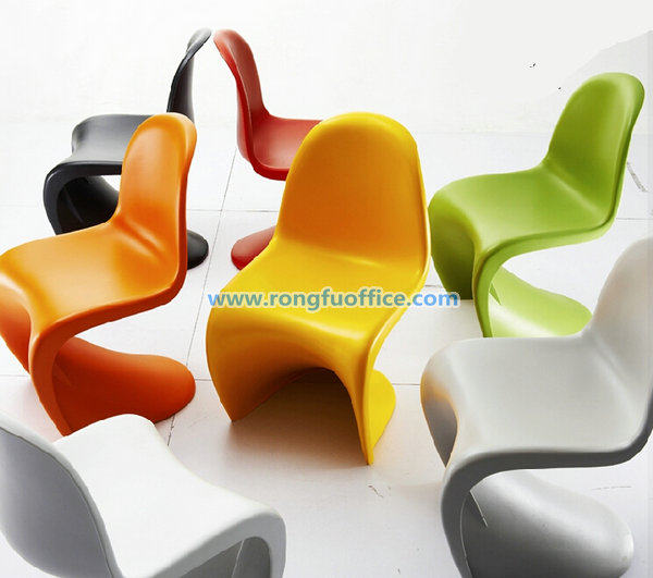 Copy Designer Furniture hot sale fibreglass panton chair