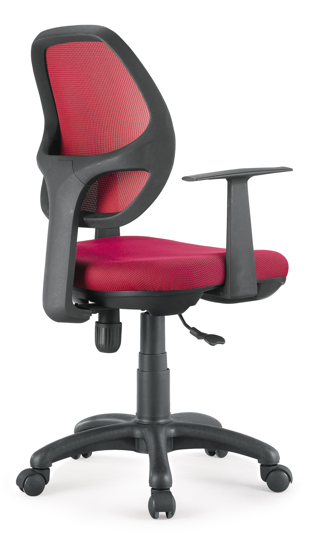 china office staff mesh back chair with wheels