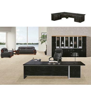 2015 China manufacturer modern hot sale laminate furniture office desk office table