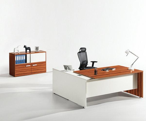 Executive Office Table Design/Luxury Modern Executive Office Desk