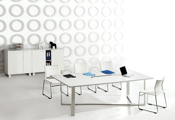 Elegant Conference Table With High Quality MDF Meeting Table Desk - Elegant conference table