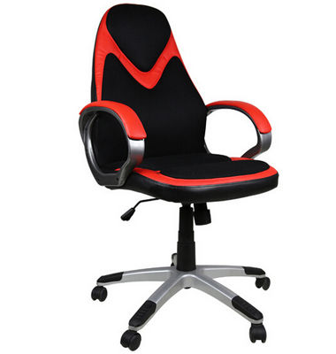 cheap comfortable design adjustable lumbar support leather ergonomic