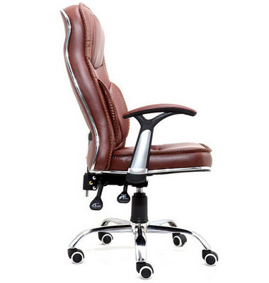 good quality leather lift office chairs/fashion high back manage