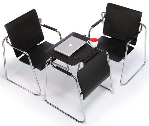 Fashionable Metal Office Conference Chairs